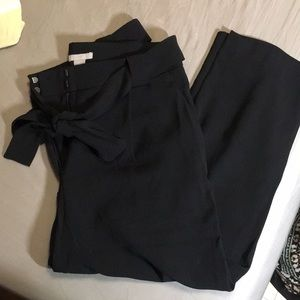 H&M women's ankle dress pants
